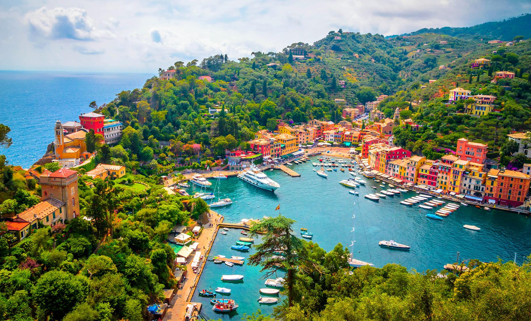 Private Portofino and Cinque Terre Tour