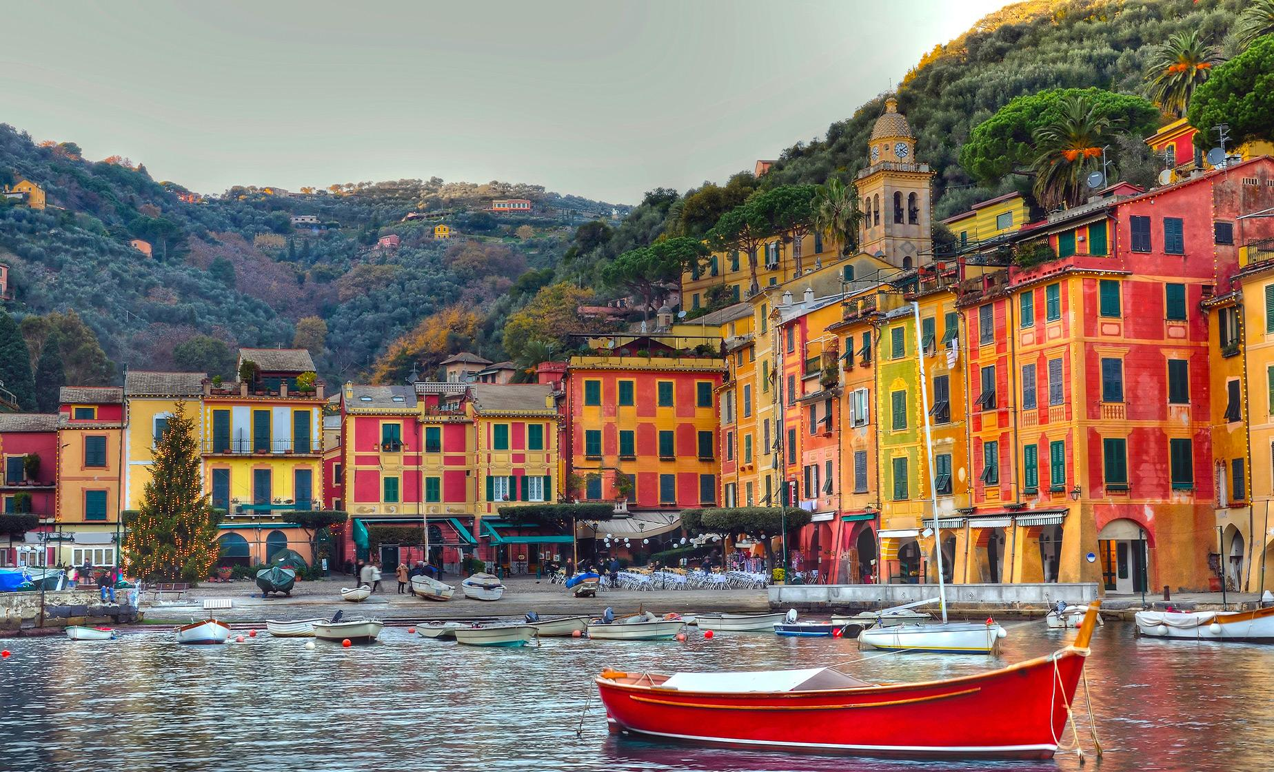 Private Portofino and Santa Margherita Tour