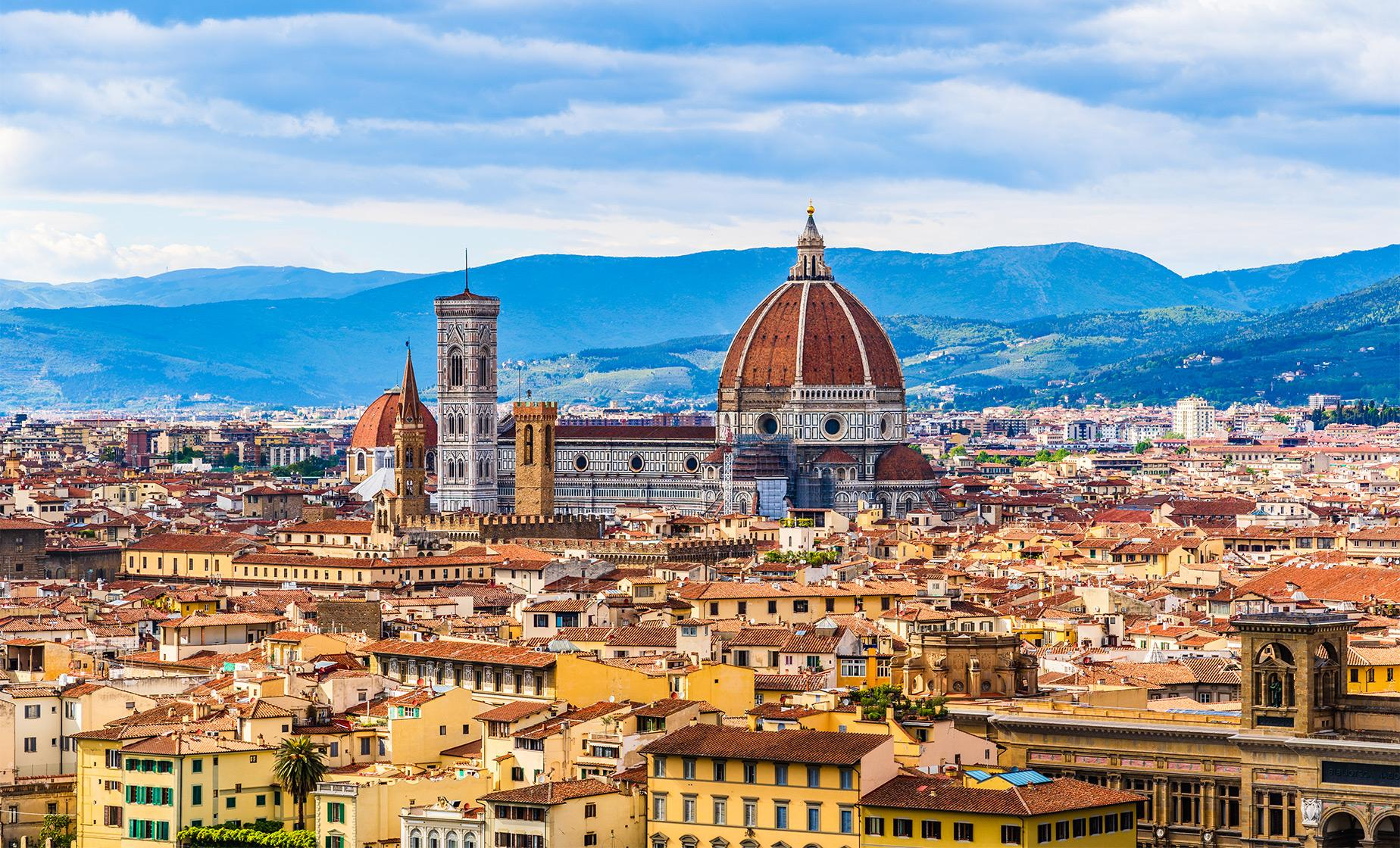 Florence and Pisa On Your Own
