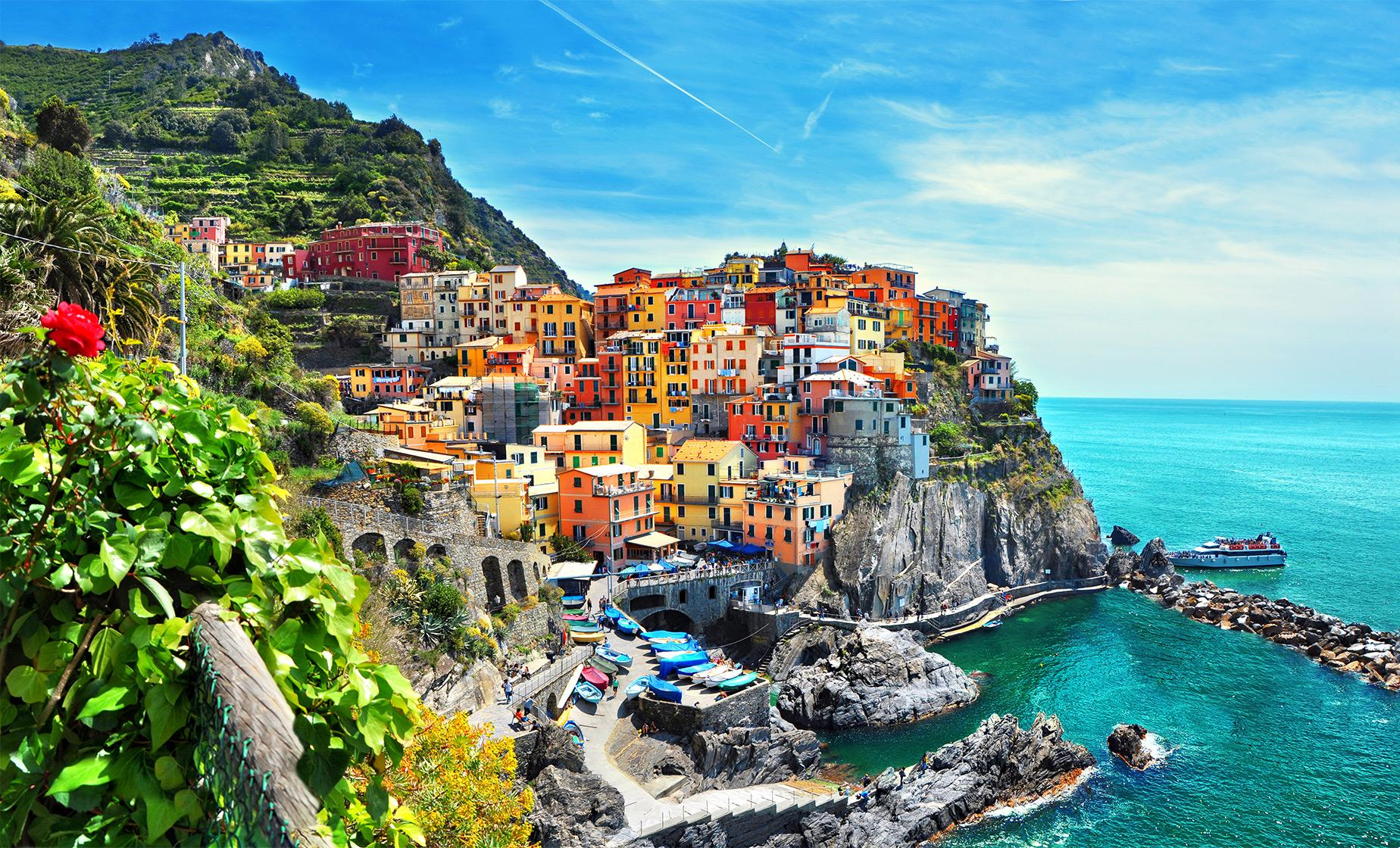 Private Cinque Terre Highlights Tour