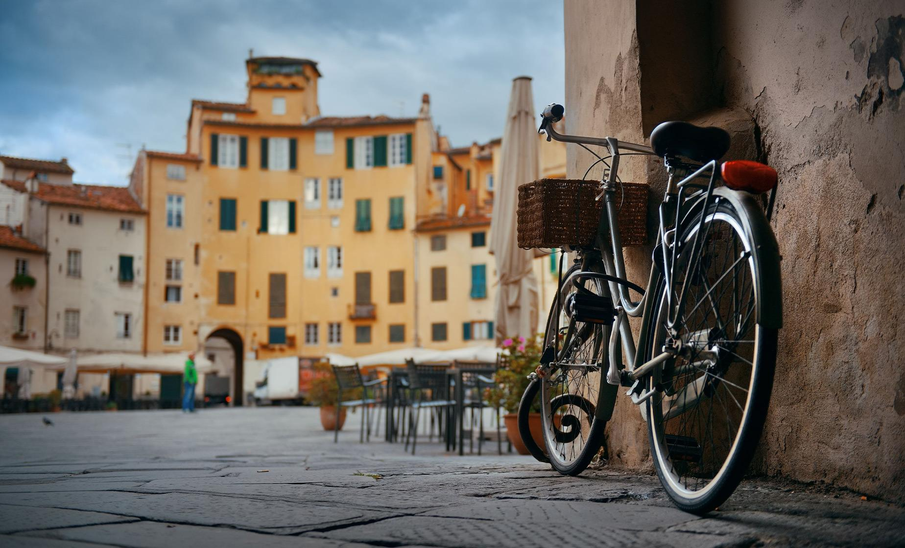 Lucca by Bike Tour