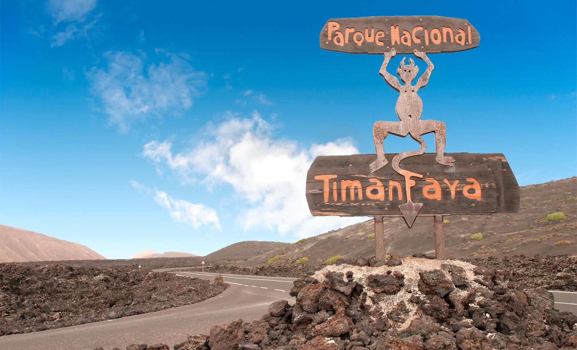 Private Timanfaya National Park and the Volcanic Fire Mountains