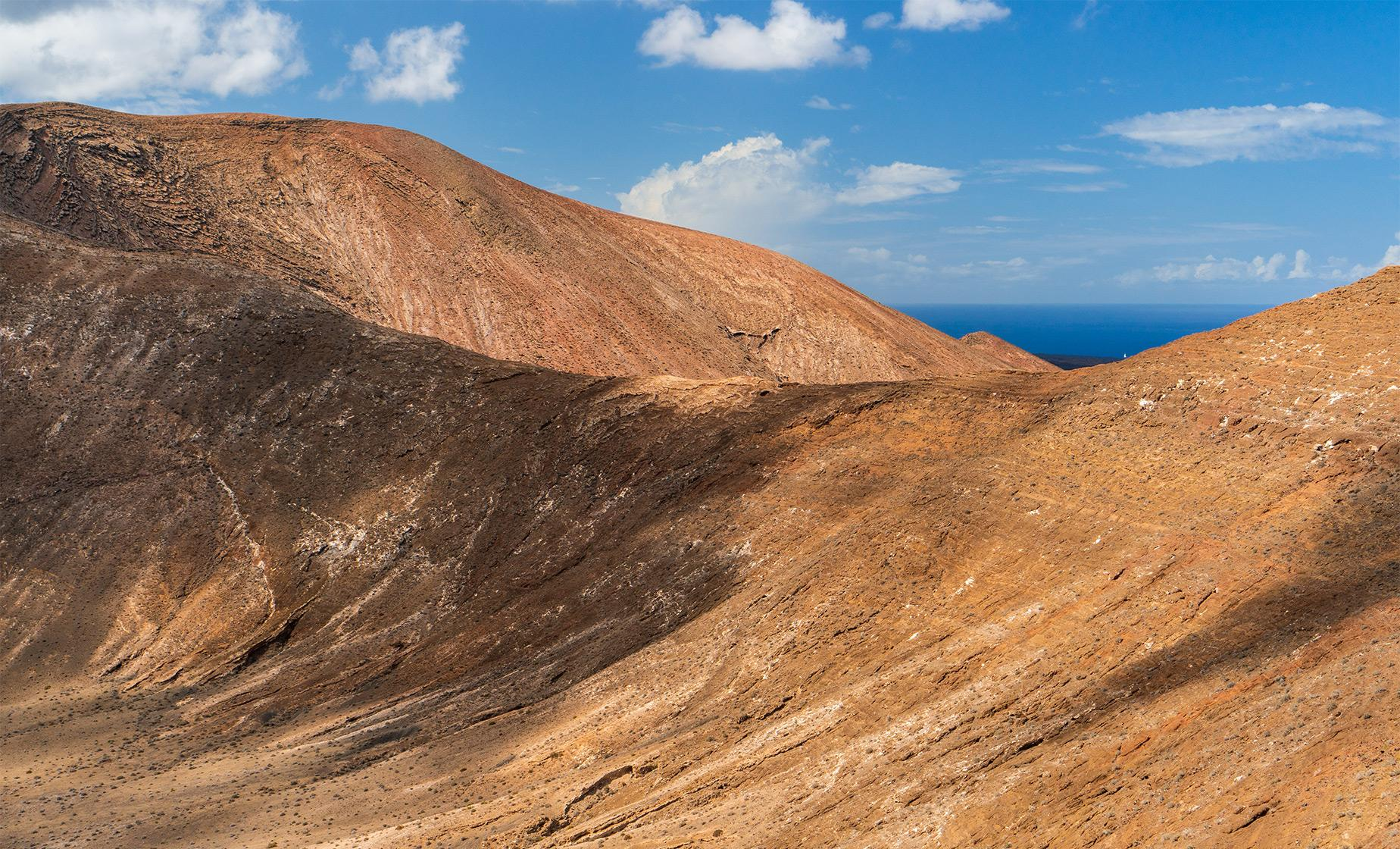 Trekking the Moonscape of Lanzarote