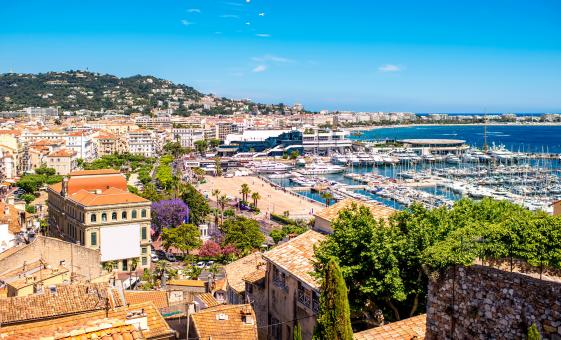 Private Antibes and Cannes Tour from Monte Carlo (Juan Les Pins, Golfe Juan)