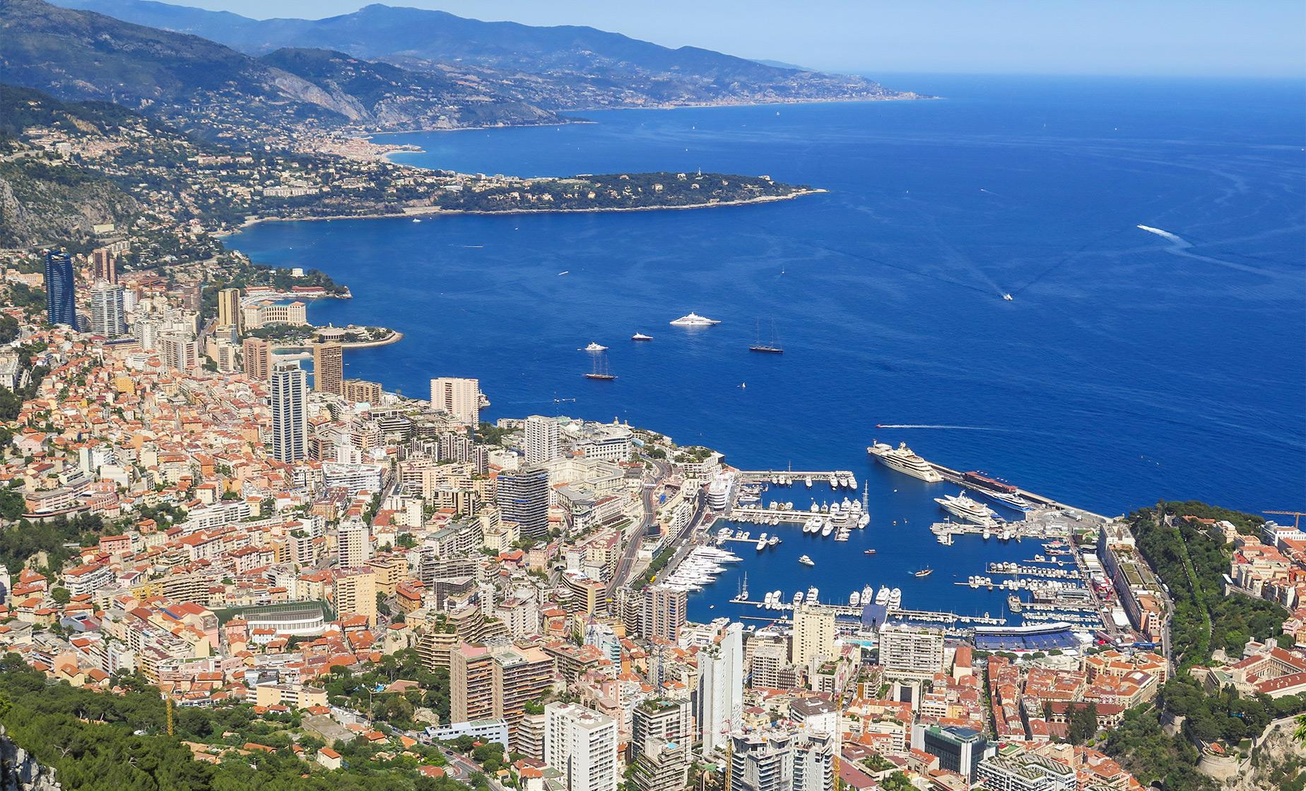 Exclusive Monte Carlo, Eze and La Turbie Tour (French Riviera, Casino Square)