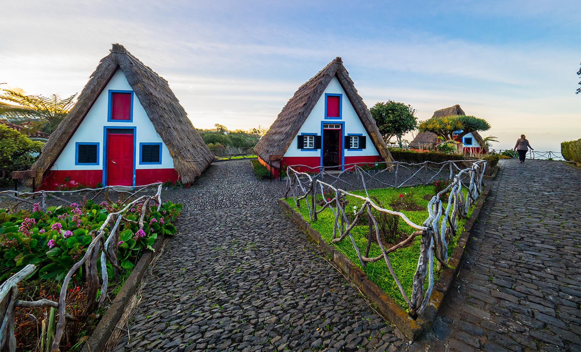 Journey to East Madeira