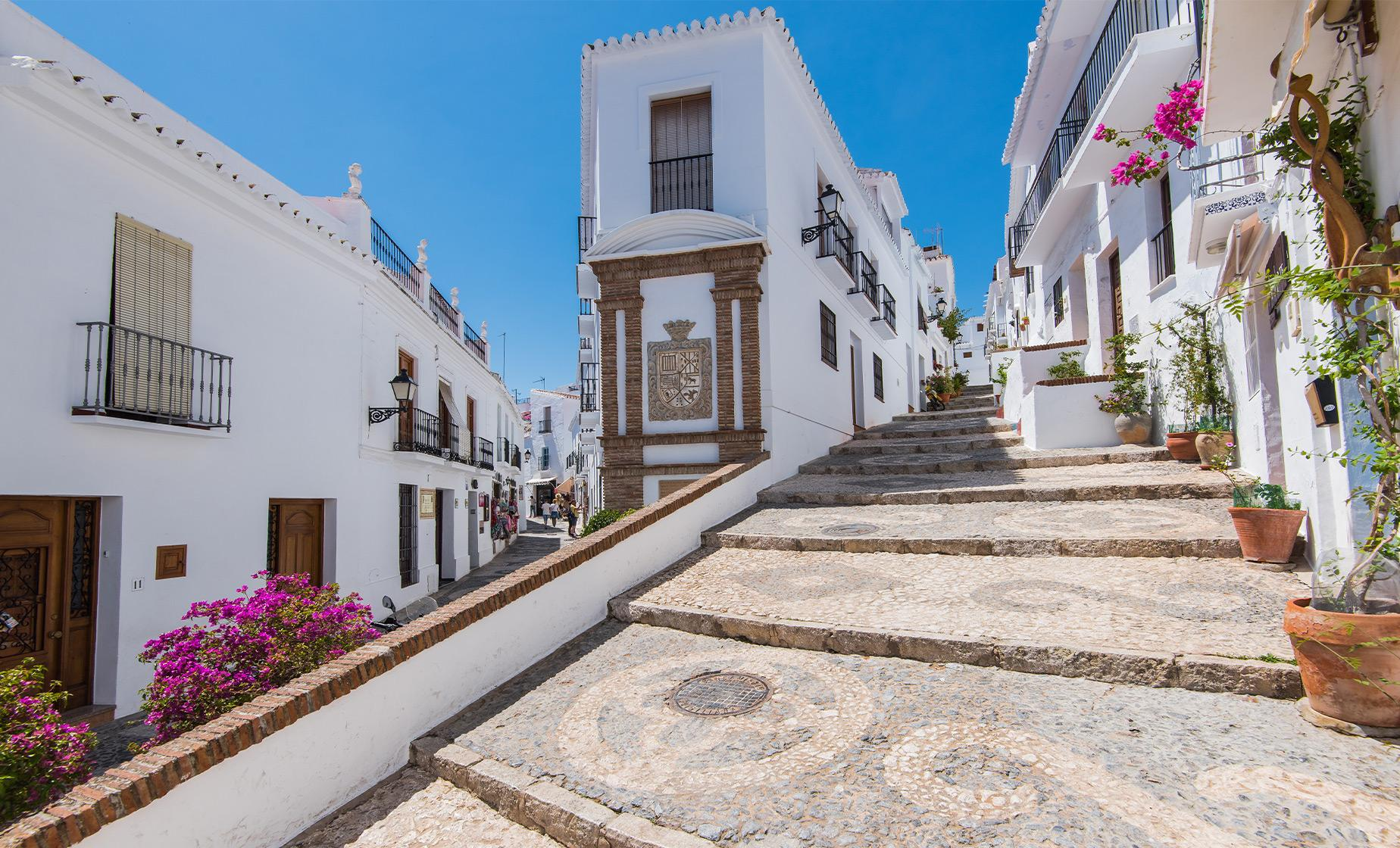 Nerja and Frigiliana Tour