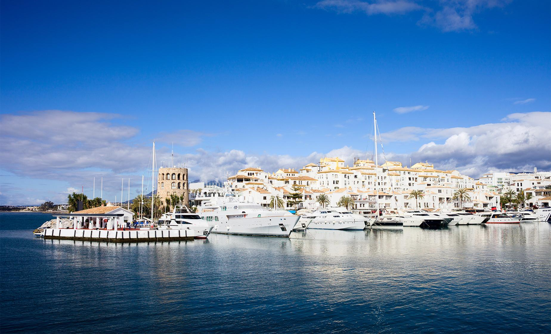 Private Marbella and Puerto Banus