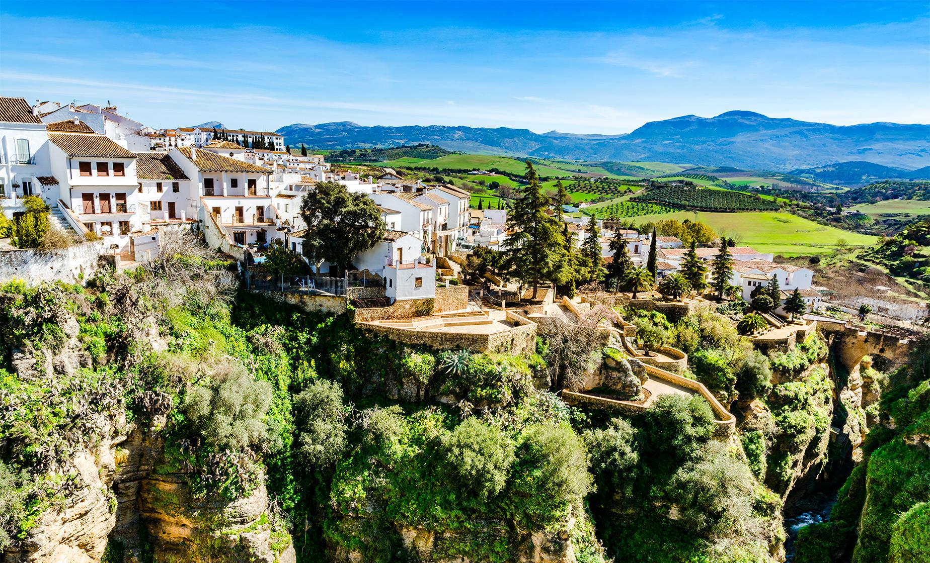 Day Trip from Malaga to Ronda and the White Villages