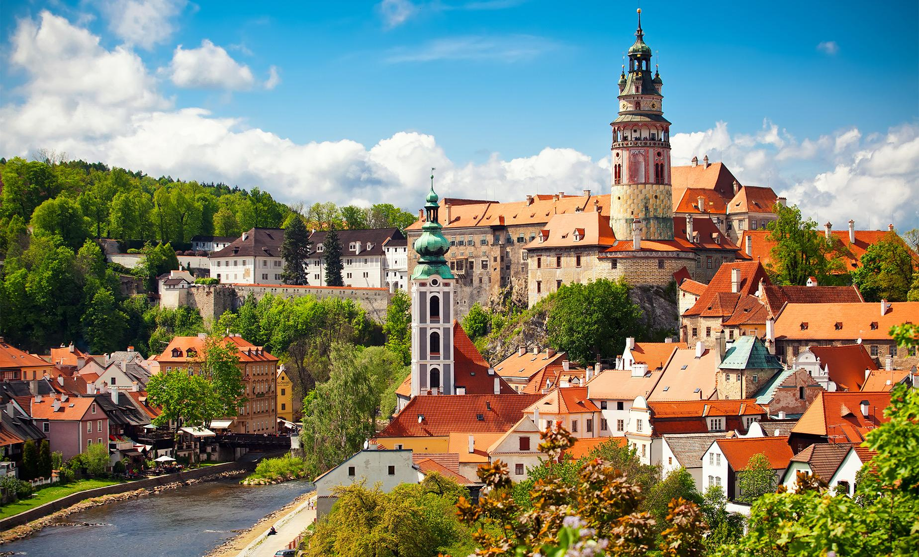 Private Tour to Cesky Krumlov from Melk - On Your Own