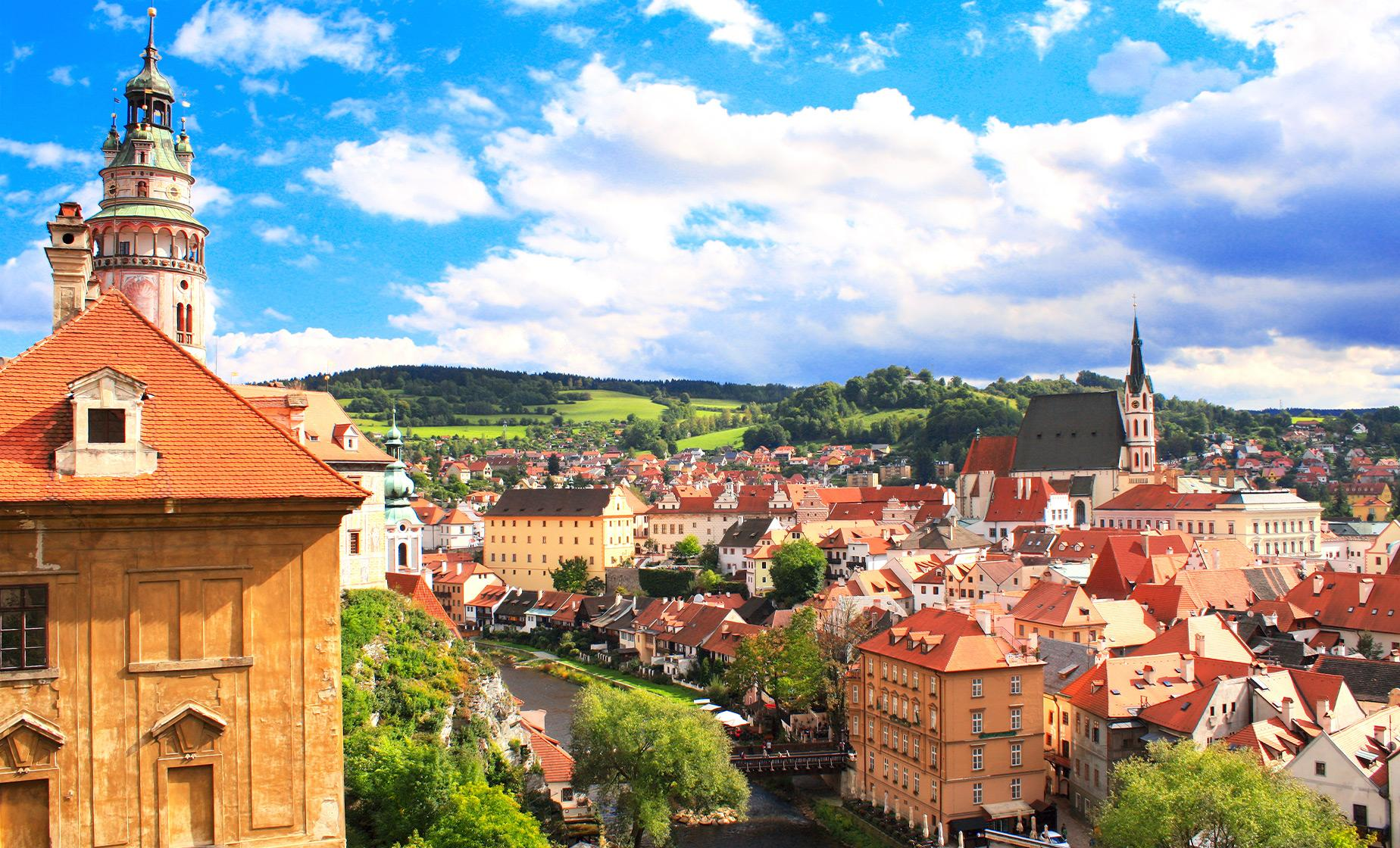 Private Guided Tour to Cesky Krumlov from Melk