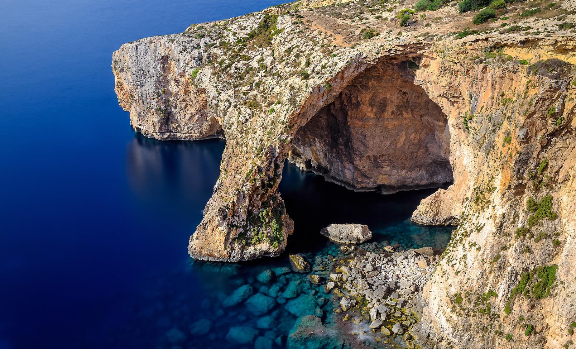 Blue Grotto And Marsaxlokk Shore Excursion In Malta
