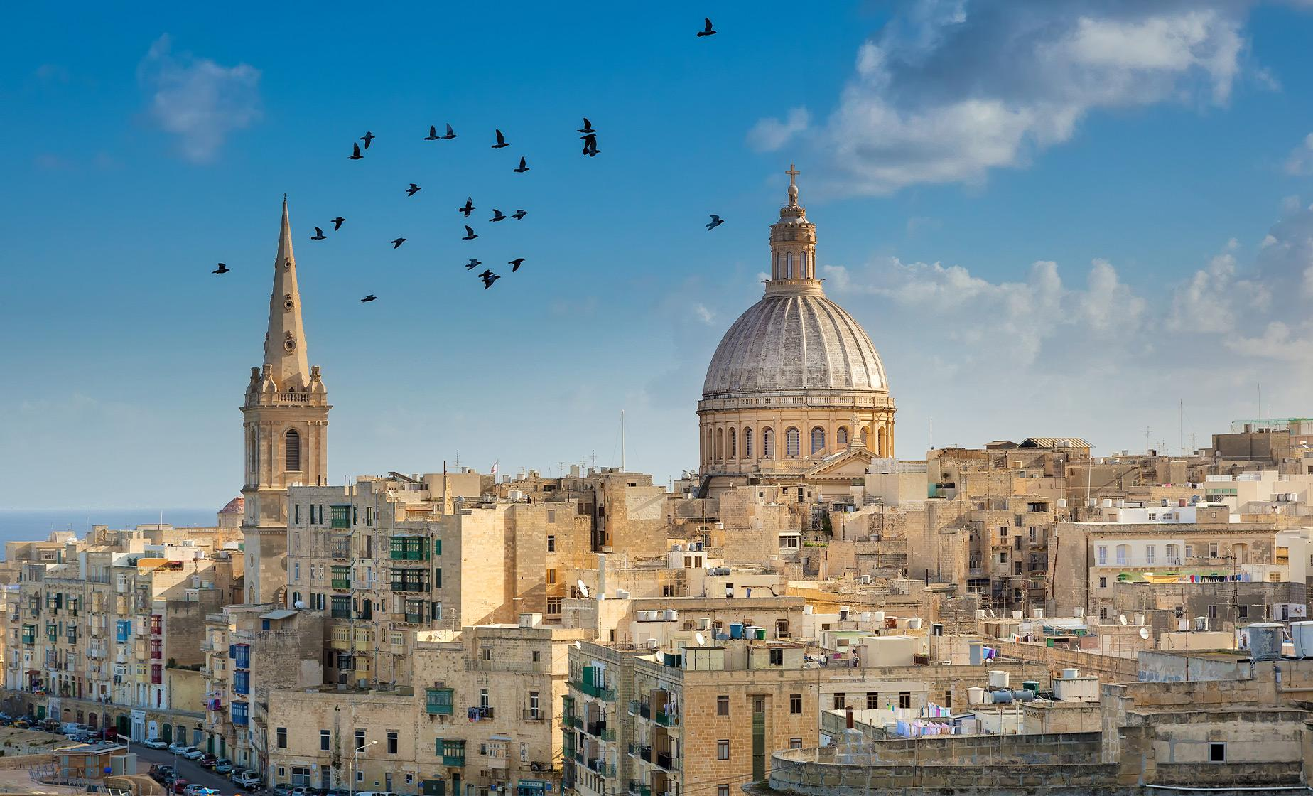 Winter Majestic Valletta Tour (St. John's Co-Cathedral)