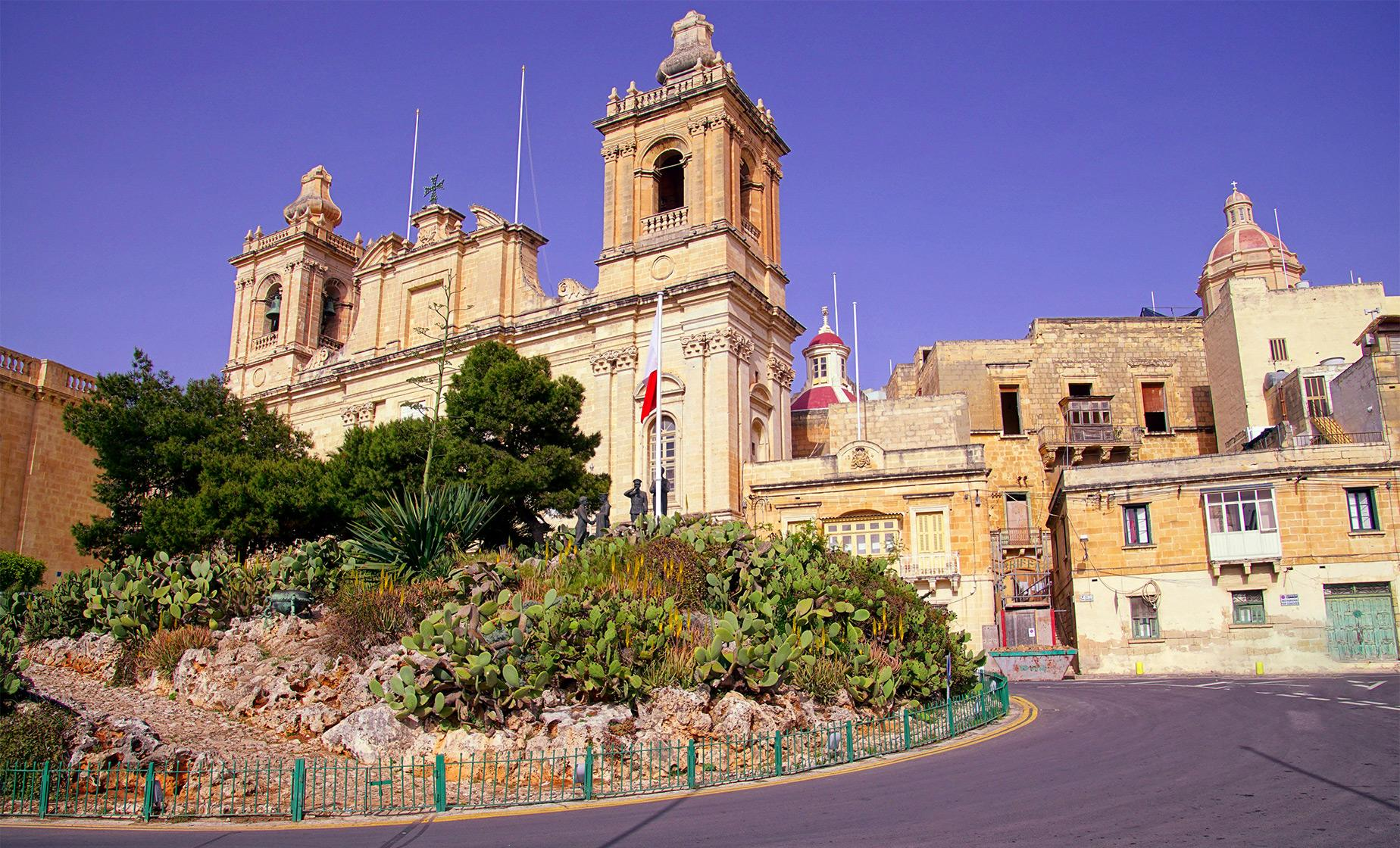 Private Malta Experience Group Tour (Three Cities, Church of Saint Lawrence)