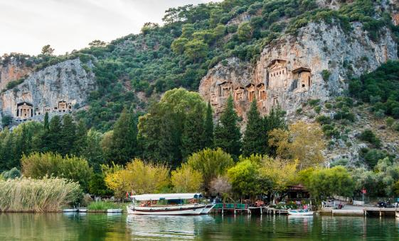Dalyan and Ancient Caunos Adventure