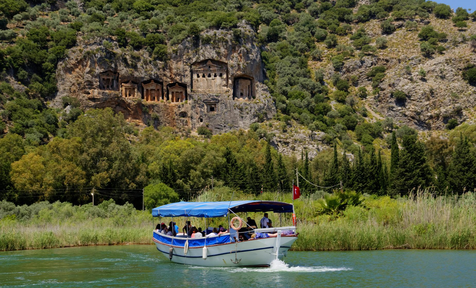 Best of Dalyan, Caunos, and Iztuzu Beach