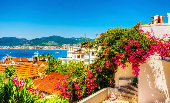 Best of Marmaris Walking Tour with Free Time