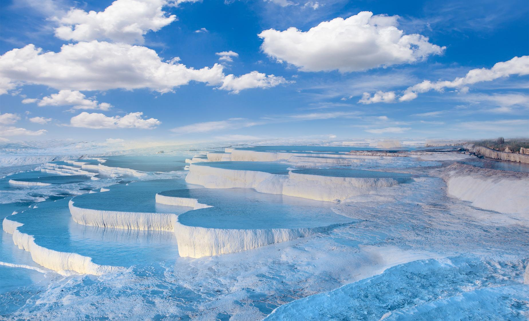 Pamukkale 'Cotton Castle' Highlights