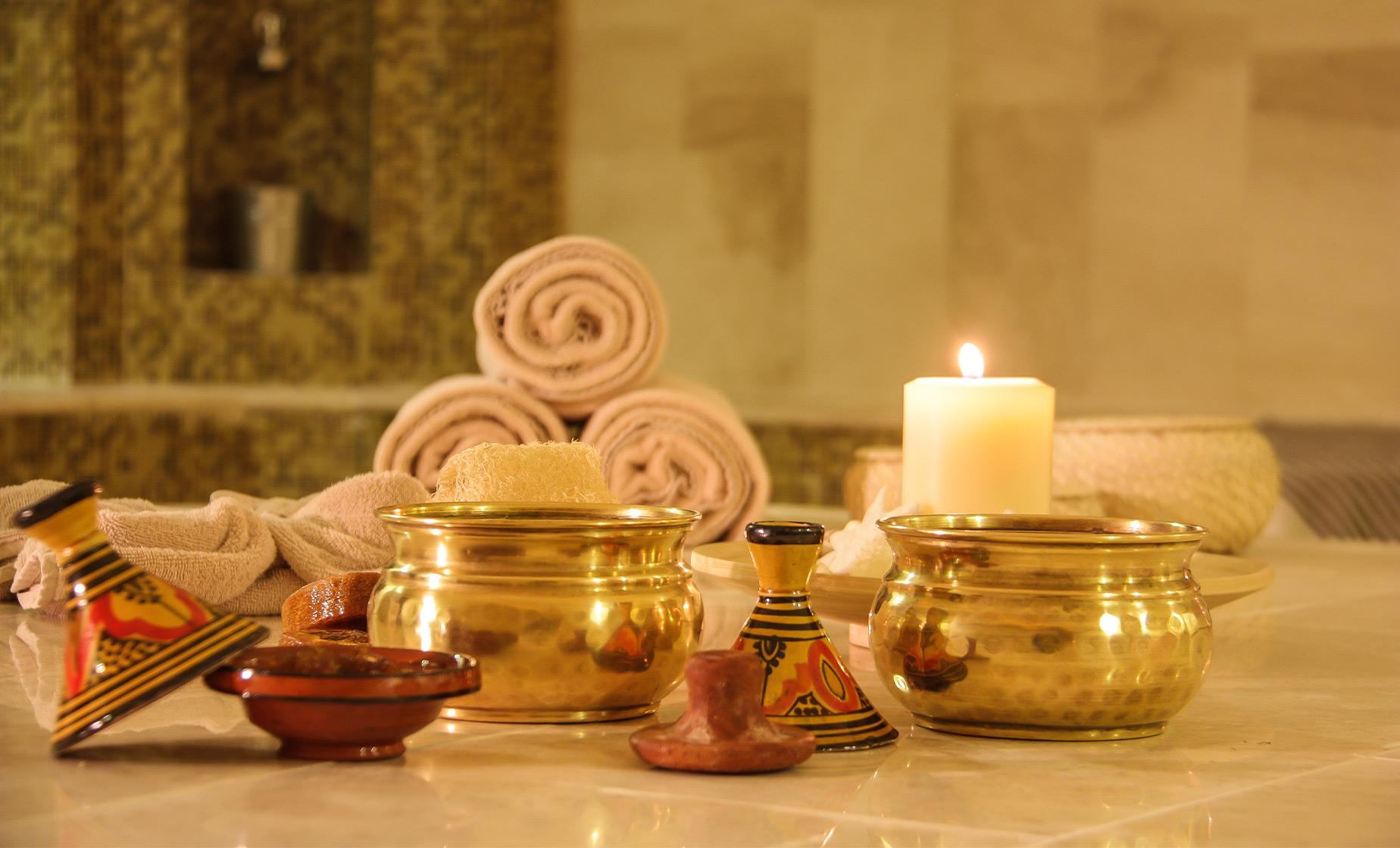 Turkish Hamam Bath Experience