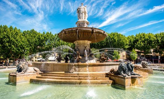Private Aix en Provence,  Cassis and Marseille Full Day Tour