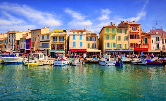 Private Cassis and Aix-En-Provence