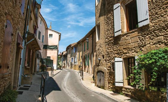 Private Avignon and Chateauneuf du Pape Full Day Tour with Wine Tasting Experience
