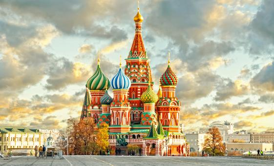 Private Moscow City Tour and Scenic River Cruise