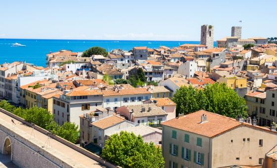Private Antibes and Cannes Tour in Nice (Provencal Market, Croisette Boulevard)