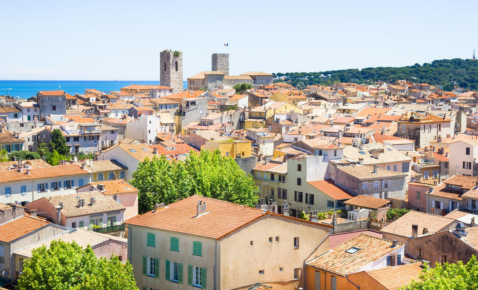 Cannes, Antibes and St. Paul de Vence Tour (Croisette Boulevard, Film Festival Palace)