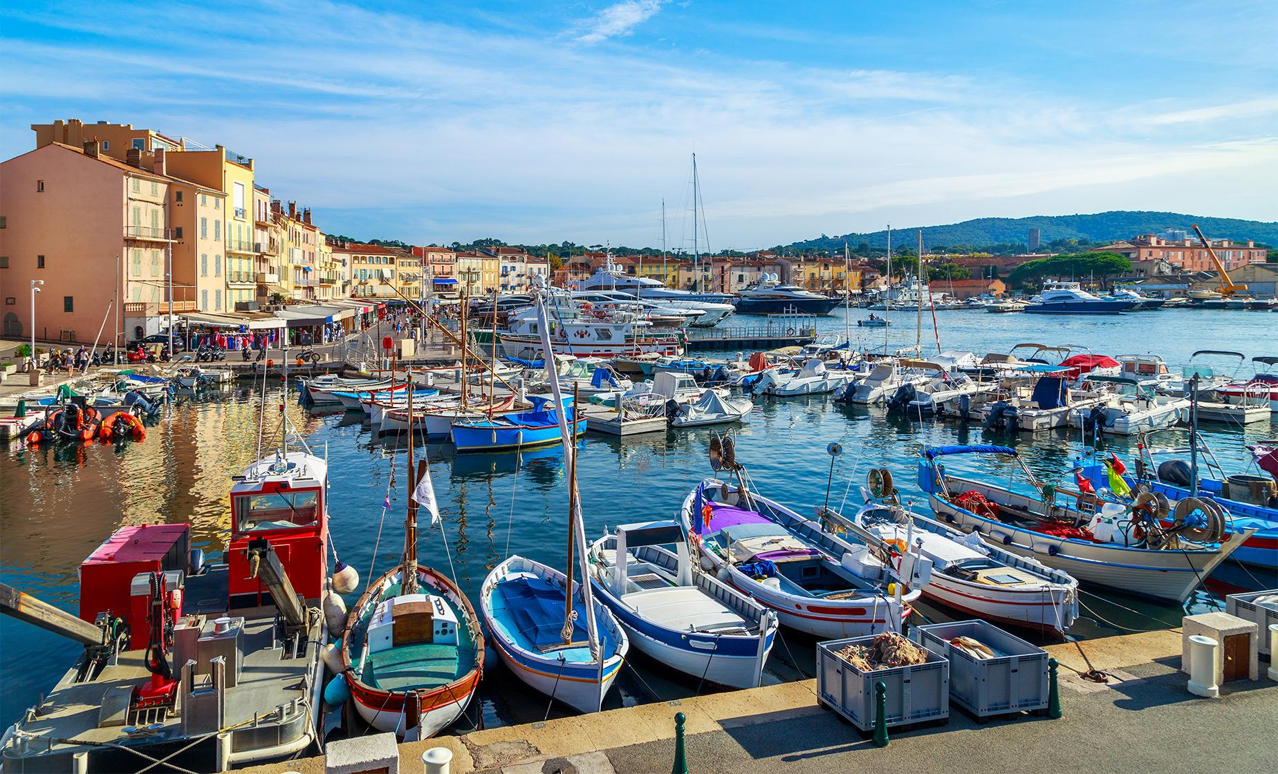 Saint Tropez and Port Grimaud Tour from Nice (Esterel, Little Venice)