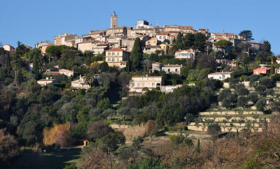 Villages and Countryside of Nice