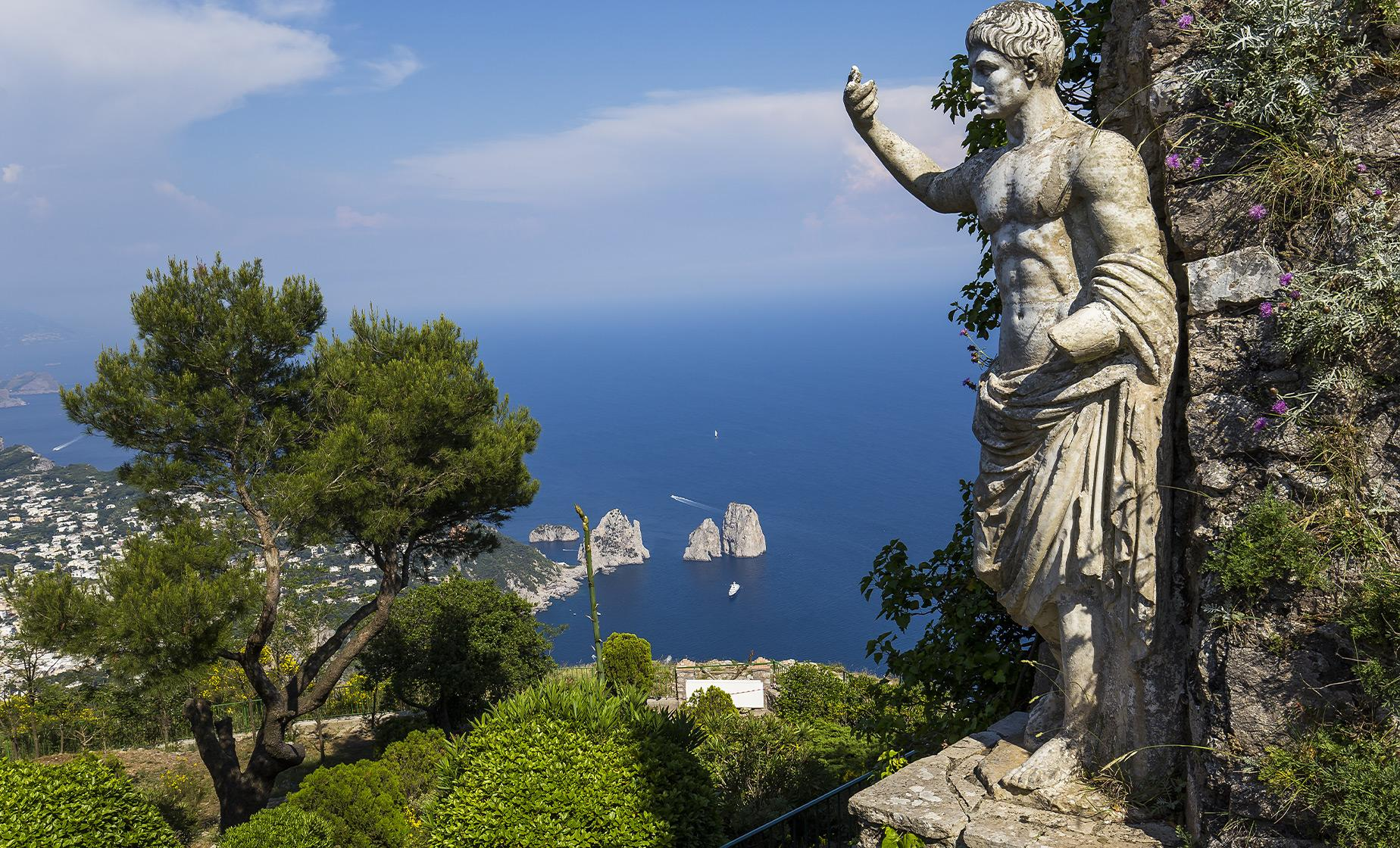Private Island of Capri and Anacapri