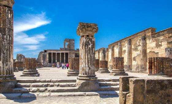 Private Pompeii & Forum Tour from Naples, Italy