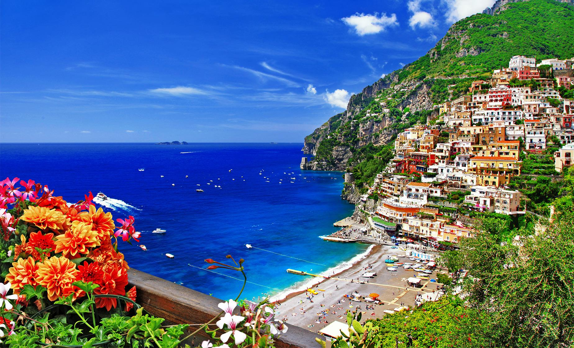 Explore Amalfi and Beach | Visit Positano, Amalfi and Ravello