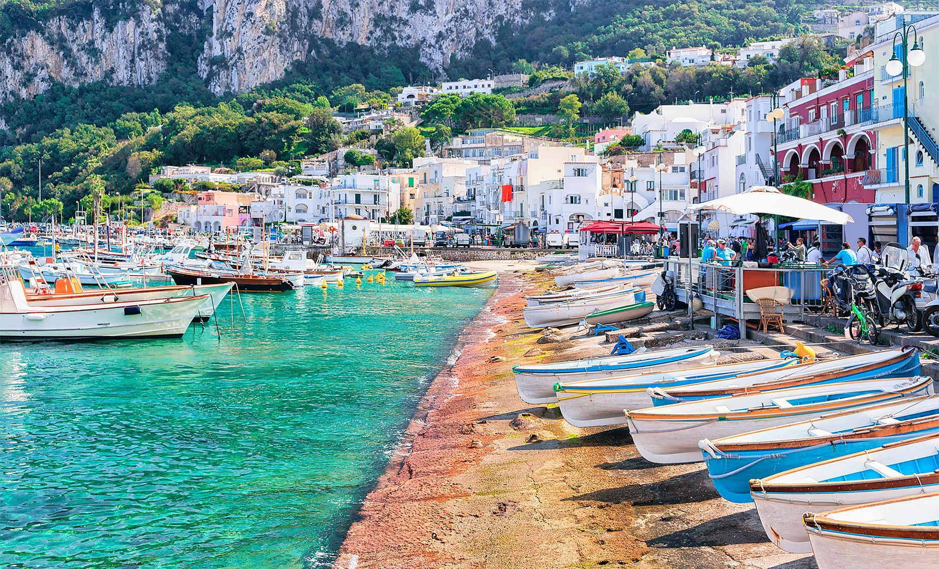 Captivating Capri and Anacapri