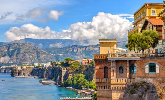 Discovering Sorrento