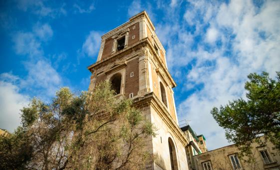 Historical Naples and San Severo Chapel