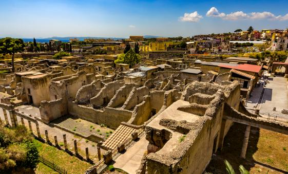 Herculaneum On Your Own and Special Family Offer