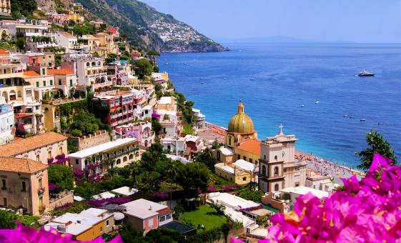 Private Sorrento and Amalfi Coast by Land and Sea