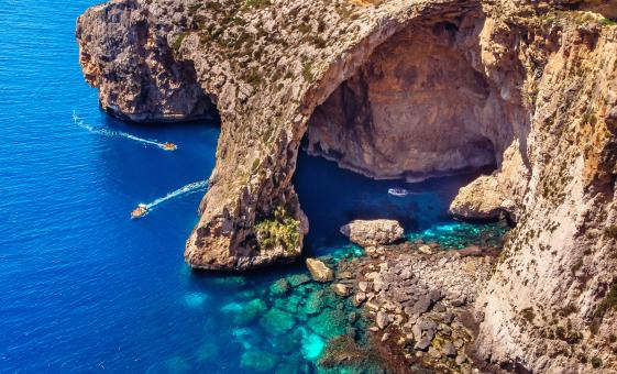 See Capri by the Sea with Swim and Snorkel