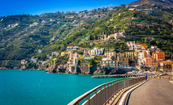 The Amalfi Coast's Big Three