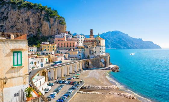 Ultimate Sorrento and Amalfi Coast