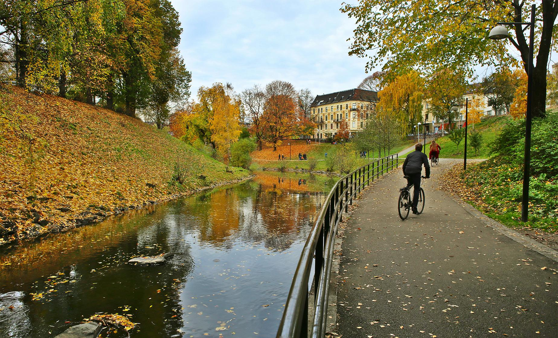 Oslo by Bike