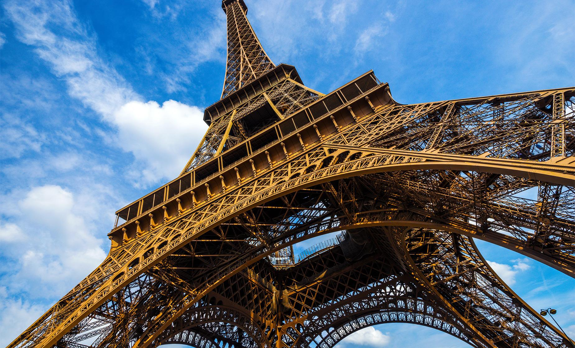 Eiffel Tower, City Highlights and Scenic Seine Cruise