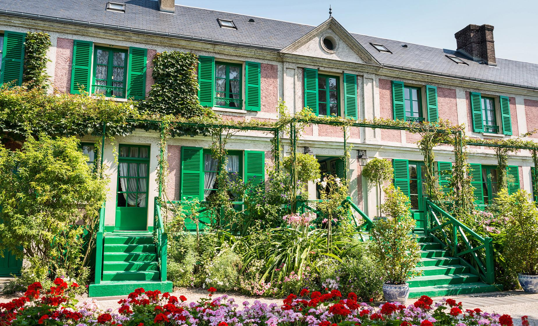 Guided Visit to Giverny