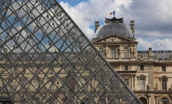 Paris City Highlights Tour with Louvre Intro Tour