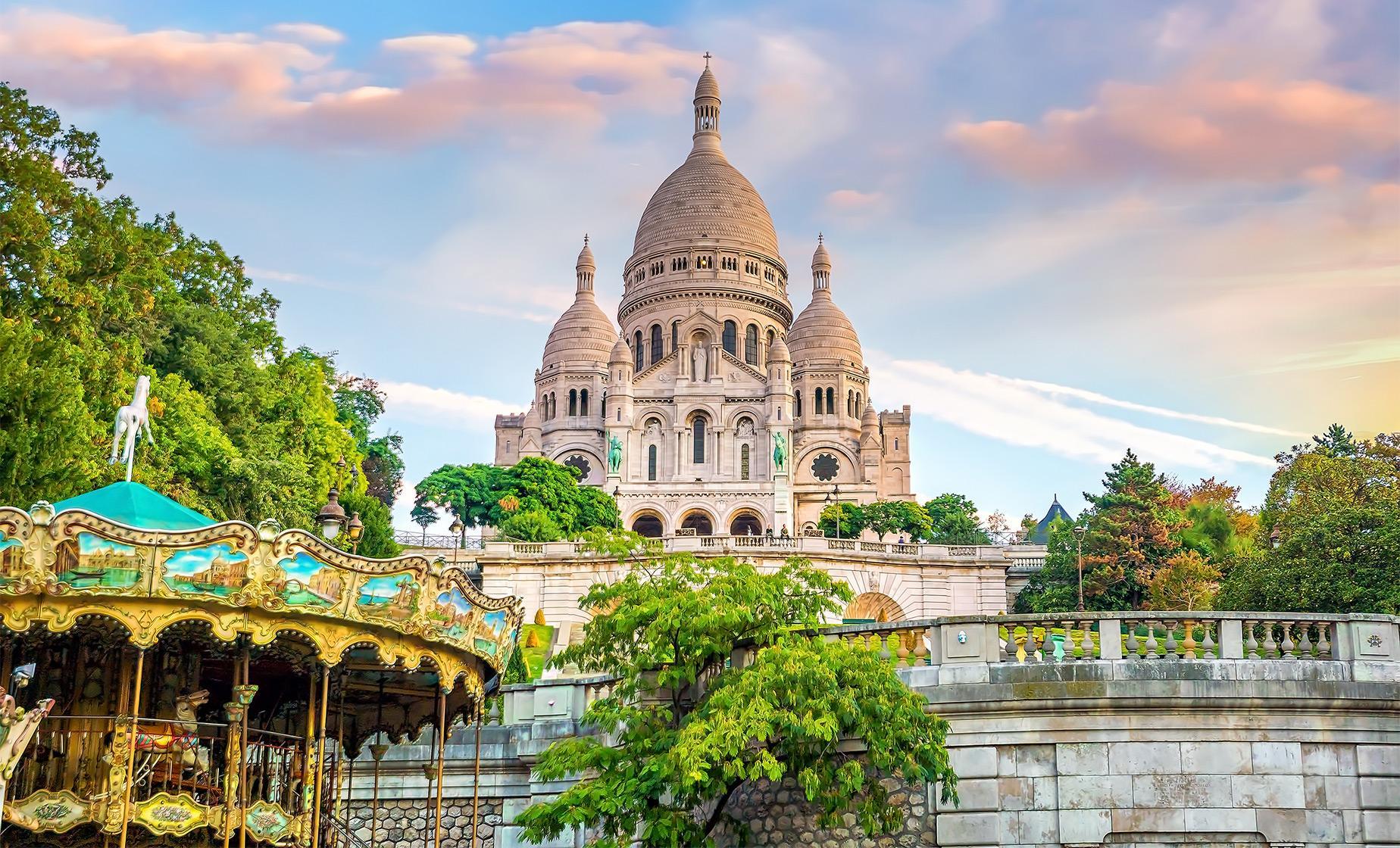 Private Montmartre District Tour & the Belle Epoque