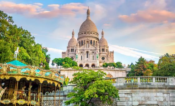 Private Montmartre District Tour & the Belle Epoque