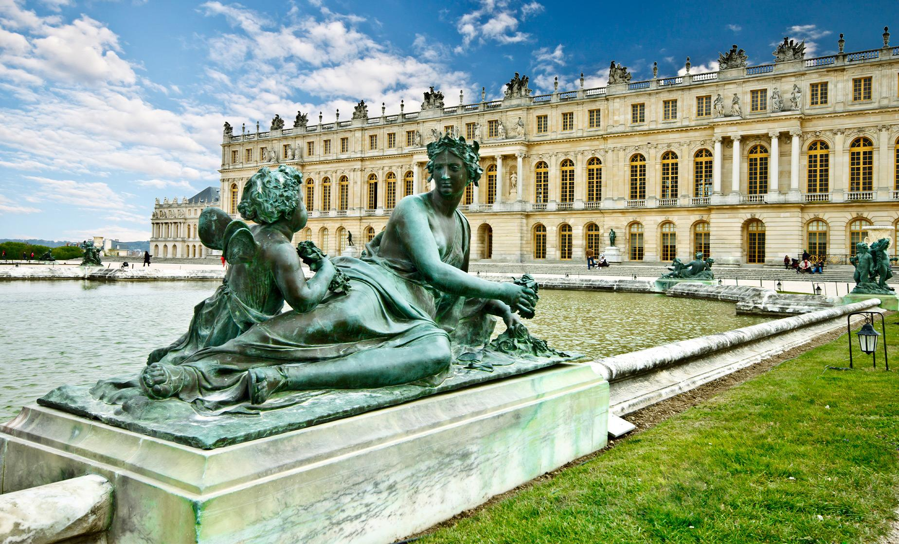 Guided Visit to Versailles Palace - Morning