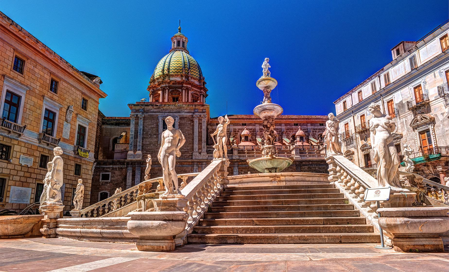 Private Best of Palermo Walking Tour